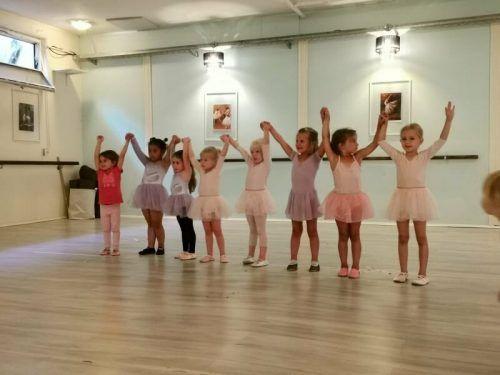 Moderne Tänze, Ballett, Haltungsturnen und Koordinationsübungen gibt es für Kinder ab drei Jahren im Verein Fit & Dance.Privat