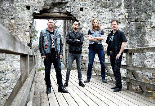 Mortician – die legendäre Vorarlberger Heavy Metal Band aus Satteins. Mortician