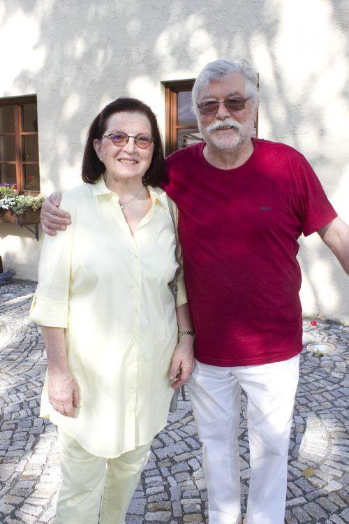 Musikliebhaber Elisabeth und Rainer Rößler.