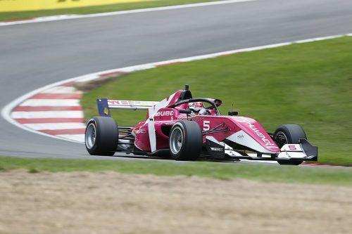 Nach Platz sieben in Spa-Francorchamps bleibt weiterhin Platz fünf in der Gesamtwertung.VN/2
