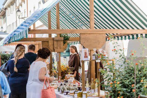 Am Wochenende findet der Klostermarkt in Bludenz bereits zum 25. Mal statt. Vertreter aus rund 25 Klöstern werden vor Ort sein und ihre Produkte verkaufen. Hefti Impressions