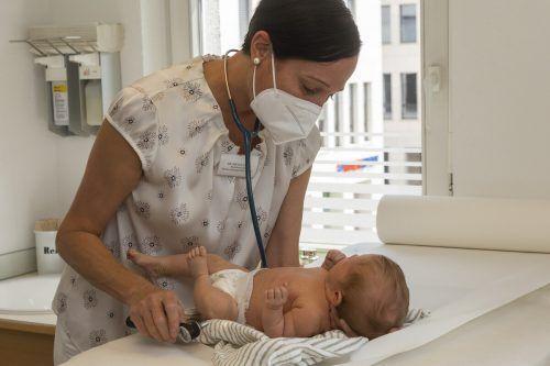 Nicole Häle nimmt sich Zeit für Kinder und auch Yara. Das schätzen Eltern, von denen der Großteil bei Häle bleiben will. vn/paulitsch