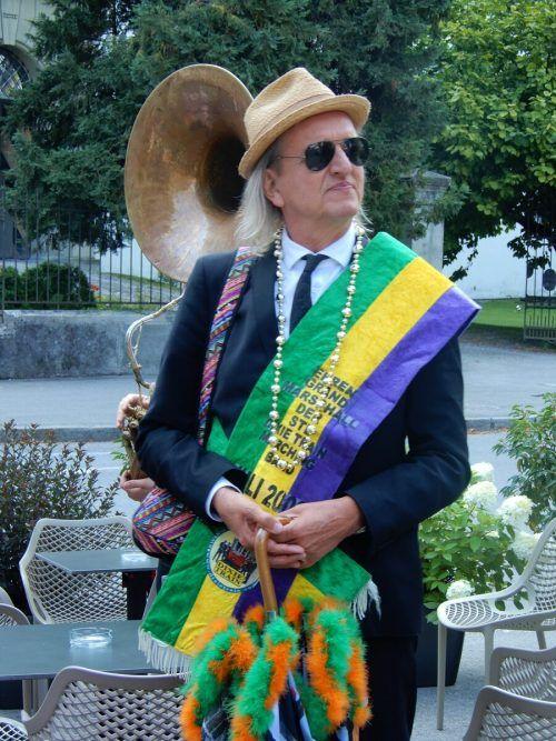 Organisator Markus Linder durfte sich über ein gelungenes Festival freuen.