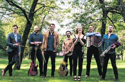 Sechs Konzerte stehen auf dem Programm – am 10. November 2021 wird die schottische Band Manran in Hohenems erwartet.veranstalter