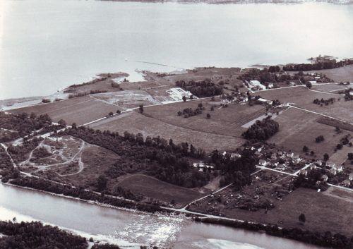 So sah derTruppenübungsplatz im Jahr 1971 aus. Stadtarchiv