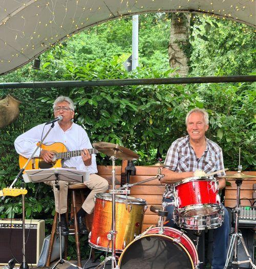 Südamerikanische Musik wird beim Wolfurter Markt geboten.