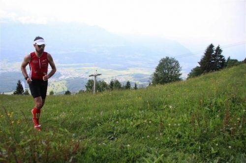 Über 4,8 Kilometer haben die Teilnehmer zu laufen und zu schnaufen.ARchiv/HE