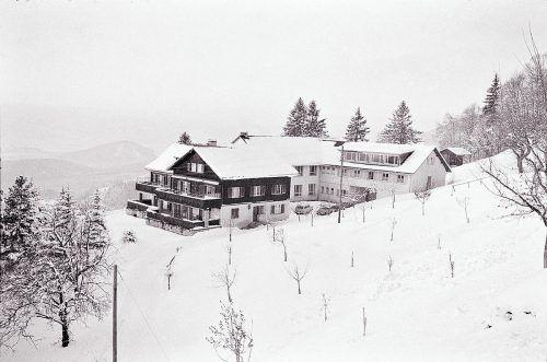 Viktorsberg, Lungenheilstätte, 1967