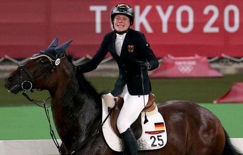 Von der Olympia-Goldfavoritin zur tragischen Figur: Annika Schleu.Reuters
