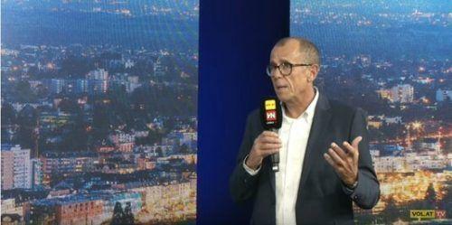 Walter Gohm erzählt über Frastanz und was er aus Corona mitnimmt.
