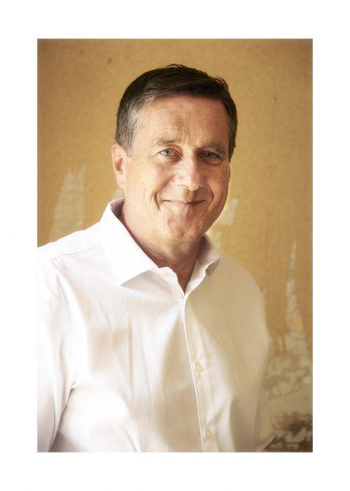 Werner Hagen feiert am Tag seines Abschieds 50-Jahre-Jubiläum. FA