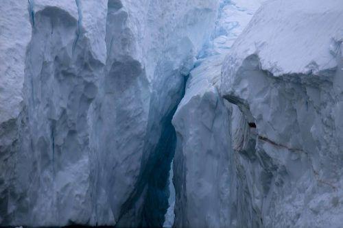 Wissenschaftlern zufolge ist der Klimawandel Ursache des Wärmeeinbruchs. AP