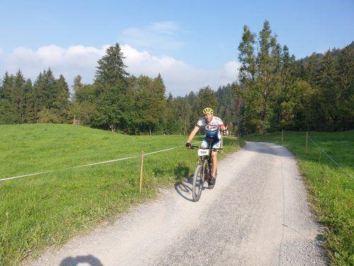 """Alle Fahrradfahrer, einzeln oder im Team, sind eingeladen, beim """"Ruggburg Charity Race"""" in Hörbranz für einen guten Zweck kräftig in die Pedale zu tretenchf"""