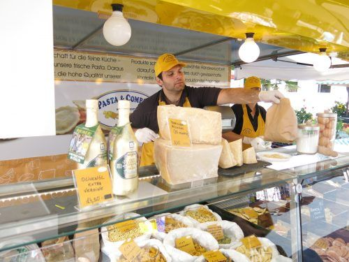 Am 18. September stehen mediterrane Köstlichkeiten im Mittelpunkt.Gemeinde