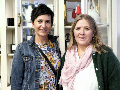 Anna Casagrande und Susanne Schelling (Raubein).