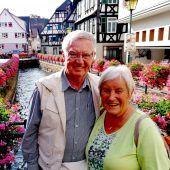 50 glückliche gemeinsame Jahre