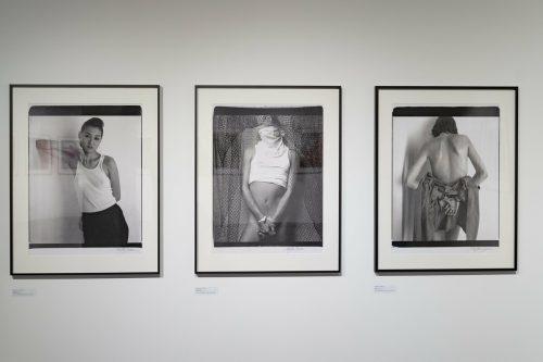 Arbeiten der US-amerikanischen Künstlerin Marsha Burns von 1983 und 1985.