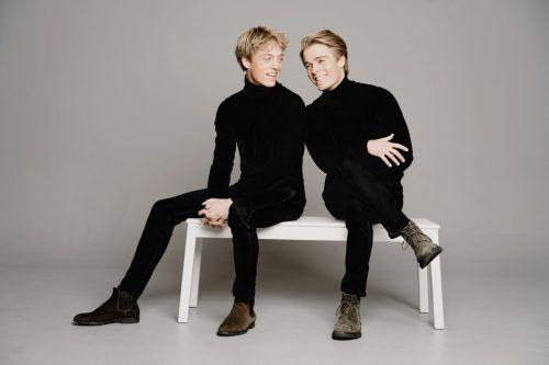 Attraktiv und taleniert: Das Brüderpaar Lucas und Arthur Jussen. Marco Borggreve