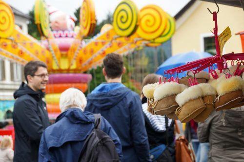 Aufgrund der sich wieder verschärfenden Lage wurde der große Herbstmarkt in Bludenz vorzeitig abgesagt.