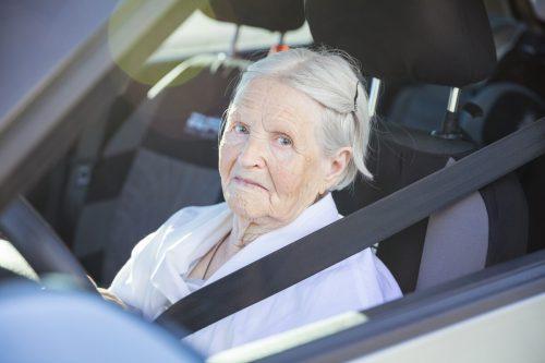 """""""Autofahren im Alter"""", ein Thema das in Zukunft immer mehr an Relevanz gewinnen wird."""