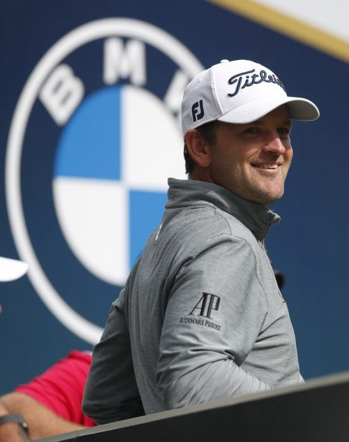 Bernd Wiesberger fiebert dem Ryder Cup entgegen.gepa