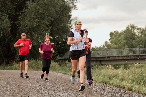 Bewegungstreffs sollen Spaß und Wissen ums Laufen vermitteln.Gde