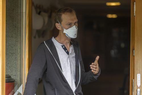 BILDER GESPERRT FÜR VN!!!!!!!!!!!!! Covid19 Coronavirus Corona Cluster im Bürgerheim in Schwarzenberg Interview Bürgermeister