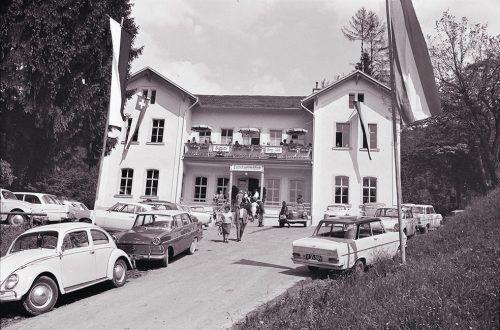 Bregenz, Schießstand Berg Isel, 1965