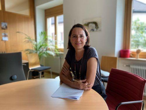 """Brigitta Amann: """"Es könnte mehr Schulpsychologen vertragen."""" VN/MIH"""