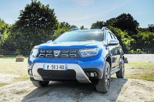 Dacia hat dem erfolgreichen SUV Duster ein Facelift verpasst. werk