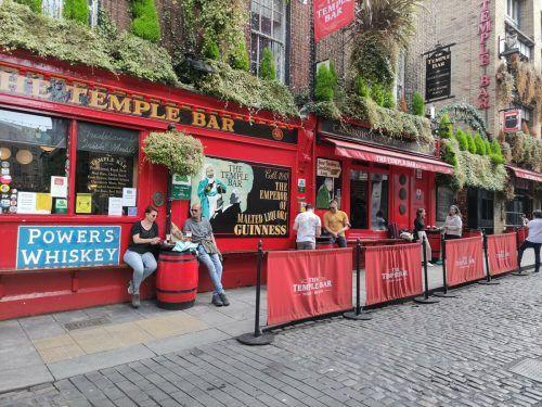 Das Erasmus-Projekt führt die HTL Dornbirn nach Dublin. HTL