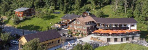 Das idyllische Berggasthaus Kanisfluh auf der Schnepfegg hat sich weiterentwickelt.