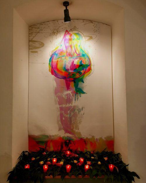 """Das Kuntwerk """"Saint Art"""" von Bettina Bohne.erh (3)"""