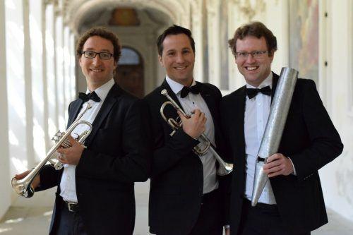 Das Trio Toccata stammt aus dem Bodenseeraum und ist bestens aufeinander eingespielt.Trio Toccata
