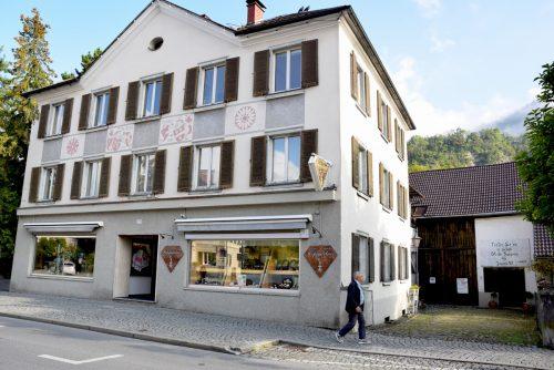 """Das Würbel-Areal öffnet im Rahmen der """"Langen Nacht der Museen"""" seine Tore für Besucher.Stadt Bludenz"""