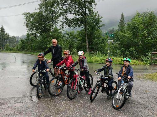 Den ganzen Sommer über wurde im Klostertal und am Arlberg ein abwechslungsreiches Kinderprogramm geboten.Regio Klostertal