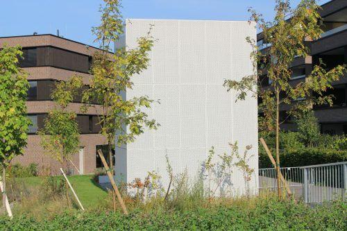 Der Andachtsraum im Lochauer Seequartier wird heute, Samstag, 11 Uhr, feierlich eingeweiht. stp