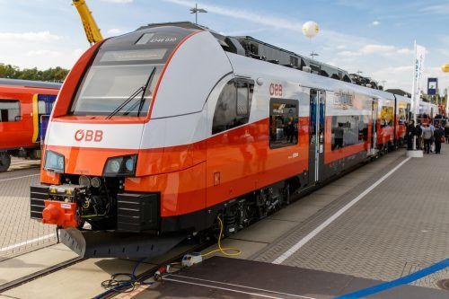 Der Cityjet von Siemens wird ab Ende 2022 auf Vorarlbergs Schienen verkehren. Das Stornieren des Talent 3 dürfte allerdings noch ein gerichtliches Nachspiel haben. Siemens