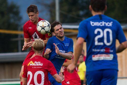 Der FC Egg setzte sich beim Tabellenführer Admira Dornbirn mit 1:0 durch.steurer