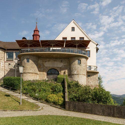 Der Gebhardsberg wird am Wochenende zur Konzertbühne. Christoph Skofic