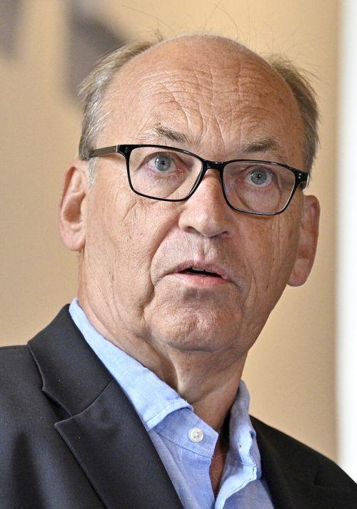 Der geborene Dornbirner Siegfried Menz (Ottakringer) ist einer der Initiatoren. APA
