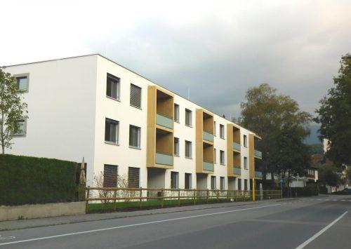 Der gemeinnützige Bau konnte nach rund eineinhalb Jahren Bauzeit planmäßig fertiggestellt werden. Mäser