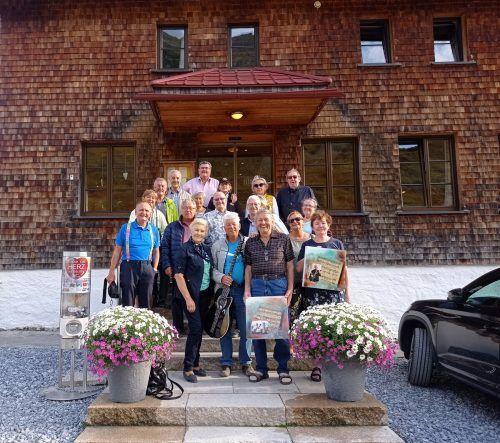 Der Jahrgang 1947 war auf Alpentour in der Silvretta unterwegs.G. Heilmann