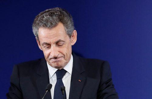 Der Konservative regierte von 2007 bis 2012 im Élyséepalast. AFP