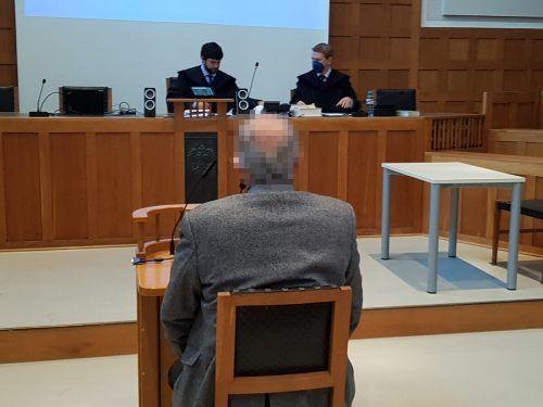 Der nicht geständige Angeklagte forderte einen Freispruch. eckert