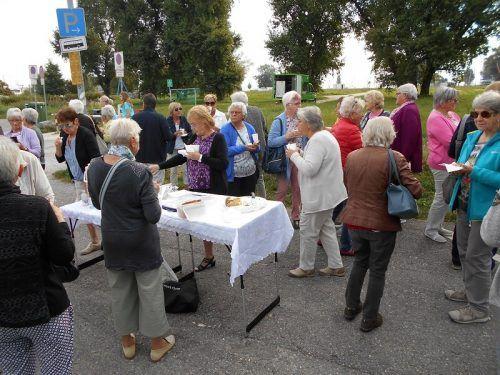 Der PVÖ Nenzing besuchte die Insel Reichenau.PVö nenzing