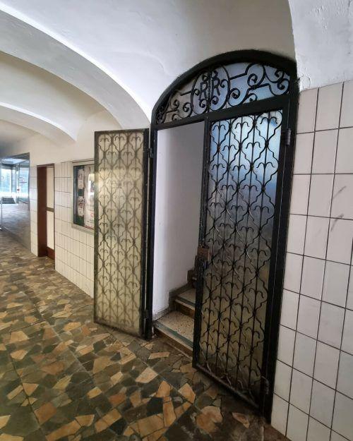 Der Stiegenaufgang des betreffenden Wohnhauses. APA/FOTOKERSCHI.AT