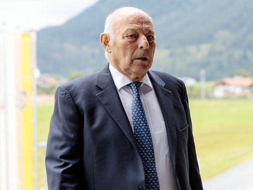 Der Südtiroler Altlandeshauptmann Luis Durnwalder wird heute 80.apa