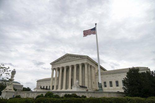 Der Supreme Court lehnte einen Eilantrag ab. AFP
