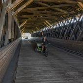Denkmalschutz durchkreuzt Brückenpläne